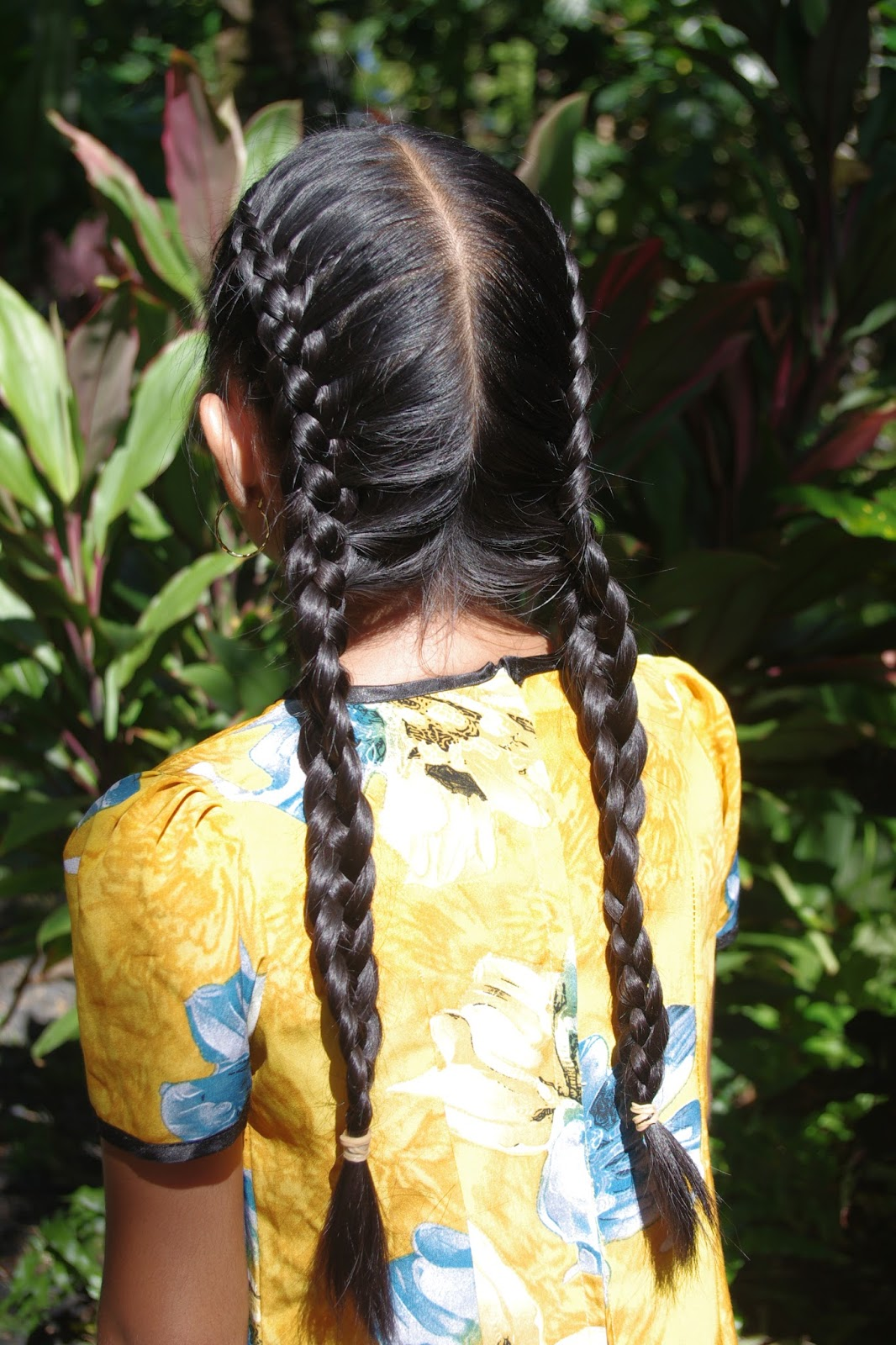Braids Amp Hairstyles For Super Long Hair July 2013
