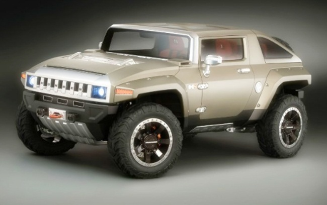2017 Hummer H4 Price And Release Date