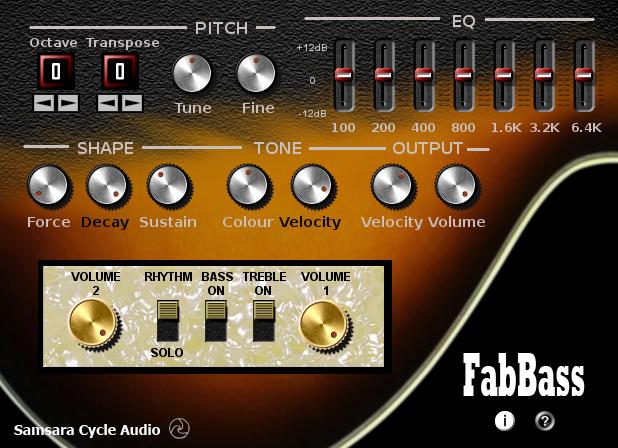 samsara cycle audio fabbass vintage bass guitar vsti free. Black Bedroom Furniture Sets. Home Design Ideas