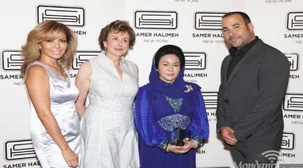 Rosmah pinjam barang kemas kerana yakin menang PRU