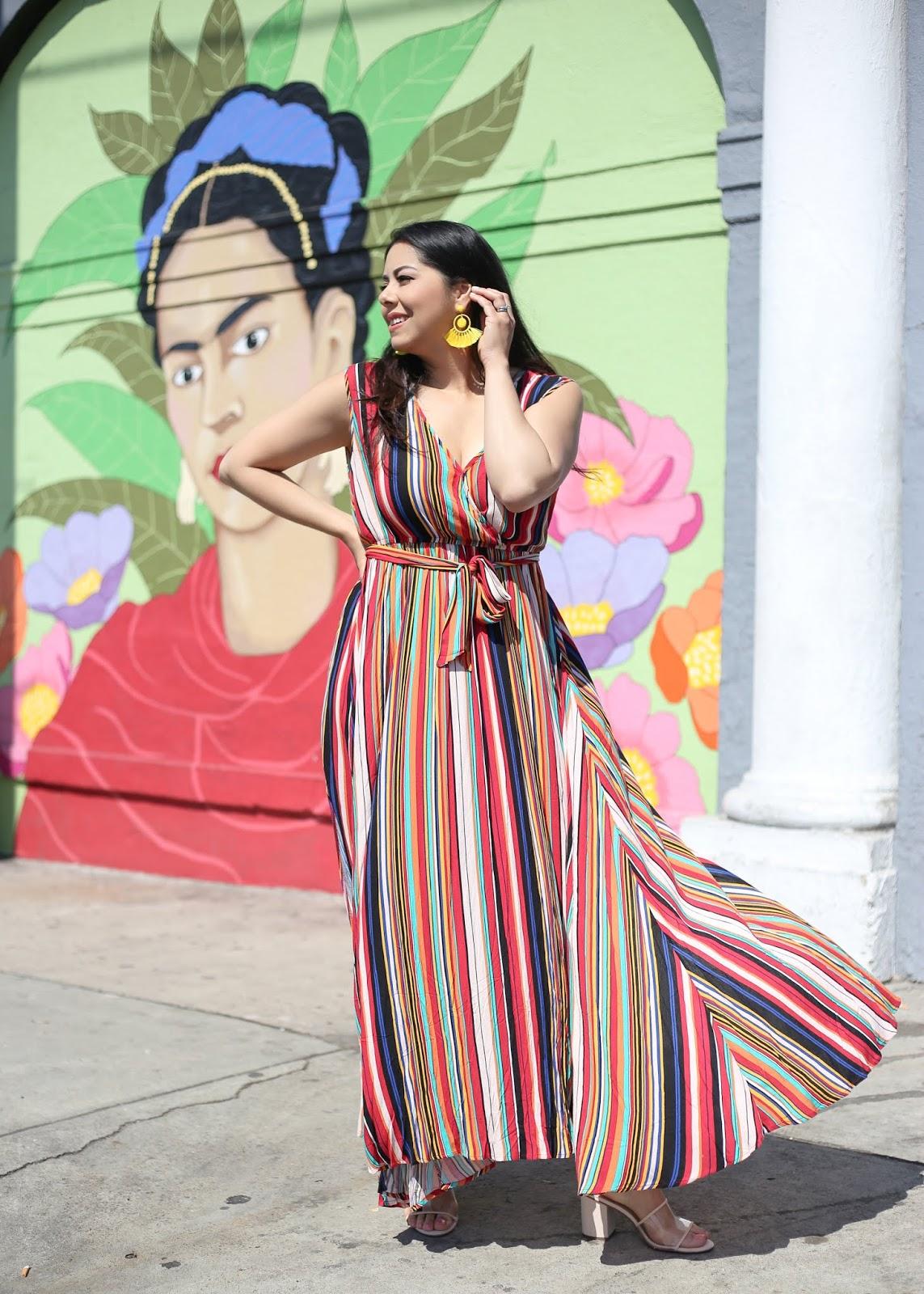 Barrio Logan Frida mural, Frida Mural in San Diego, Barrio logan murals