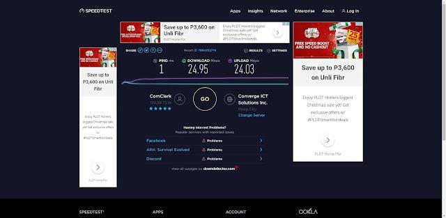 converge fiber connection review