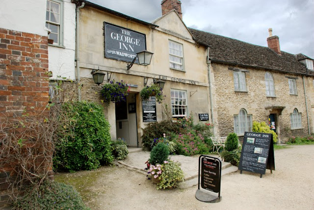 The George Inn Lacock - London Tours - All About London