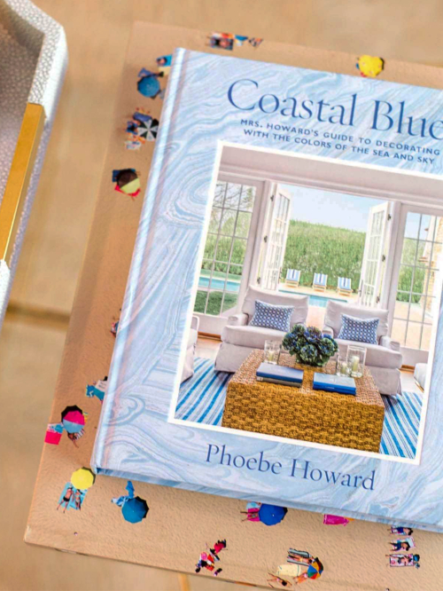 Coastal Blue Decor Ideas Book
