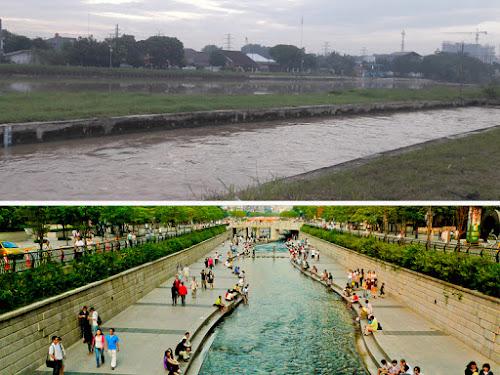 Revitalisasi Sungai Kalimalang Bekasi