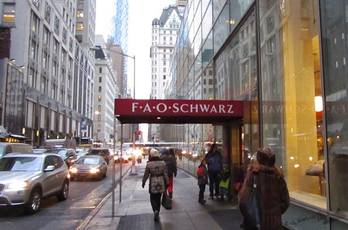 FAO Schwarz, Nova Iorque