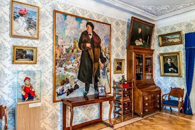 Orang Russia Mencintai Seni