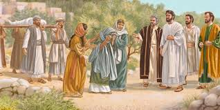 Lukas 7 11 17 Yesus Membangkitkan Anak Muda Dari Seorang Janda Di Nain Teologia Reformed