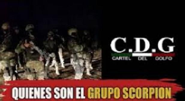 CONVOY DE 10 TROCAS LLENAS DE SICARIOS DEL GRUPO ESCORPIÓN INGRESÓ HOY A RÍOBRAVO, AYER FUERON 30