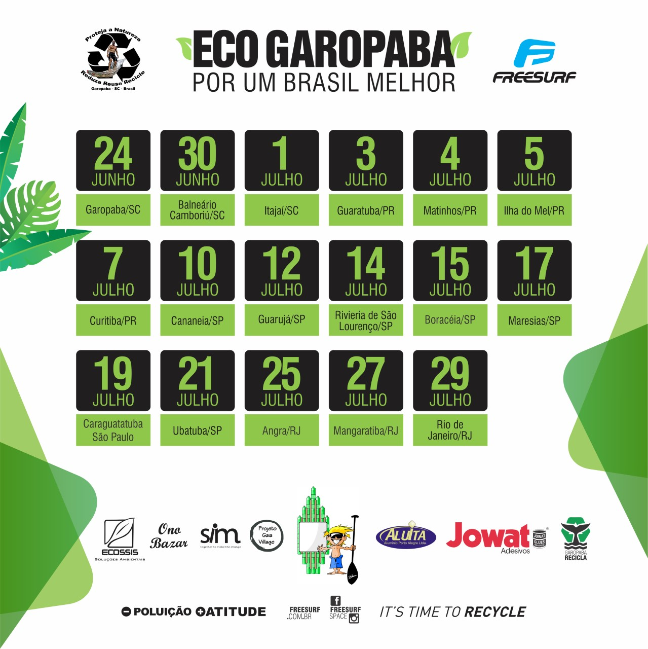 fb4a7af709812 Idealizadores do Projeto EcoGaropaba chegam ao Paraná