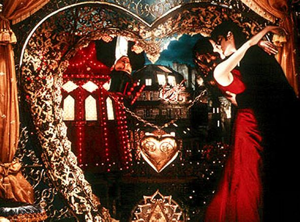 Braxton And Yancey Moulin Rouge Room D 233 Cor Bordello