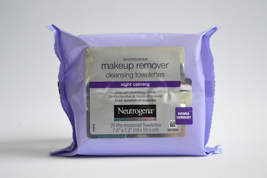 [Beauty Tip] Toallitas Desmaquillantes Night Calming de Neutrogena. Puro ♡