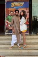 Parineeti Chopra with Ayushmann Khurrana at the Launch of Trailer of Meri Pyaari Bindu 027.JPG