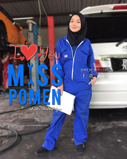 Love You Miss Pomen