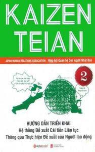 Kaizen Teian -Tập 2 - Nhiều Tác Giả