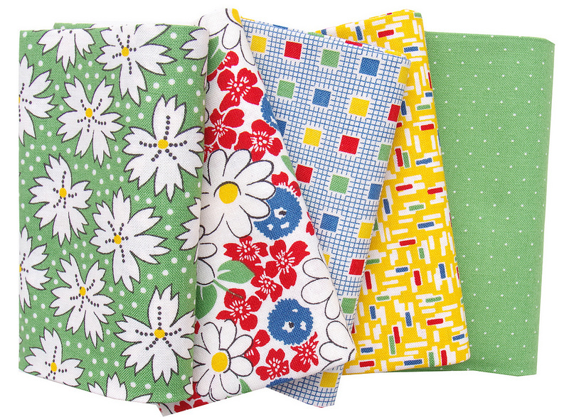 Play All Day by American Jane for Moda Fabrics   © Red Pepper Quilts 2018