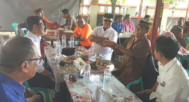 Keakraban Kakak Abraham Samad dengan Ichsan Yasin Limpo