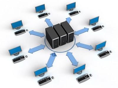 Topologi jaringan komputer