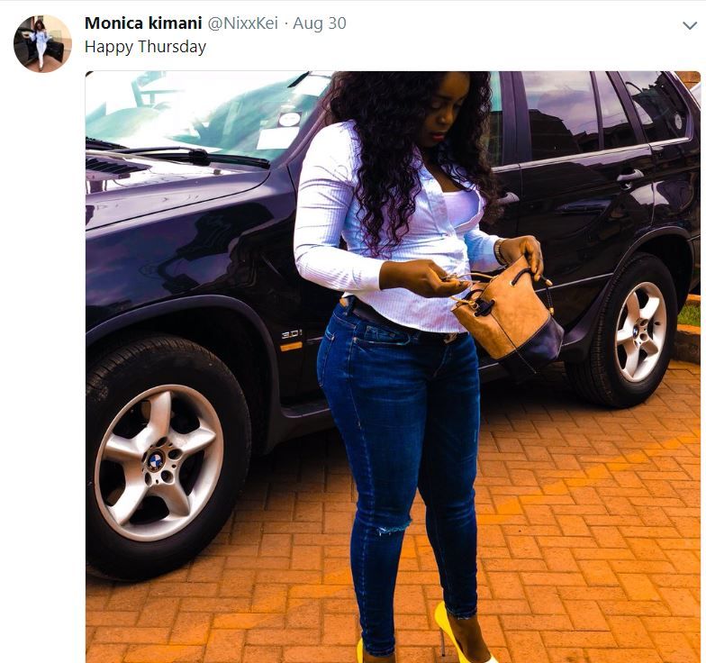 Two Lives: The Monica Kimani Before And After Wealth