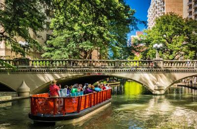 Honeymoon Destinations In Texas - San Antonio