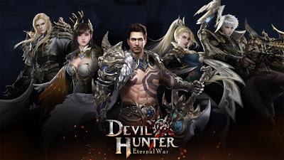 Devil Hunter: Eternal War APK + OBB for Android