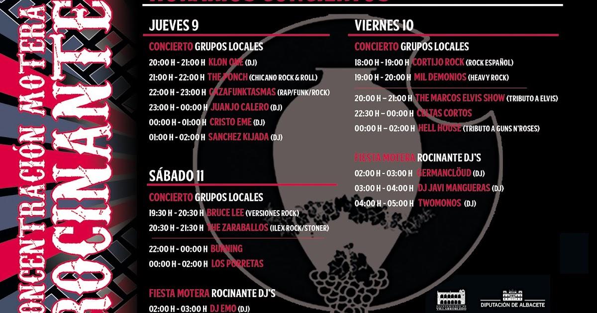 Villarrobledo Responde: Los grupos de música local de Villarrobledo ...