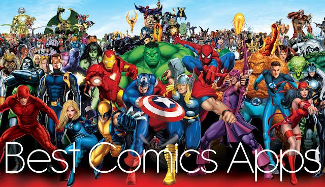 Best Comics Apps for iPhone & iPad