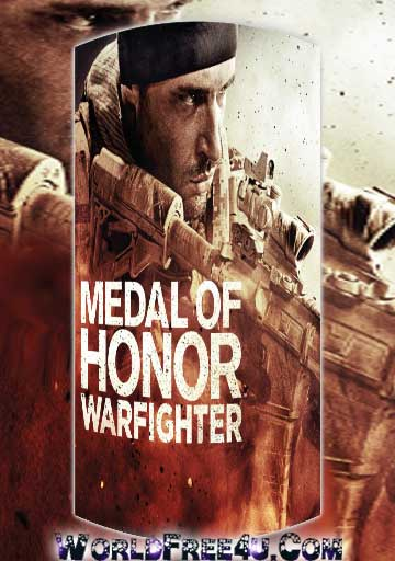 Cover Of Medal of Honor Warfighter Full Latest Version PC Game Free Download Mediafire Links At worldfree4u.com