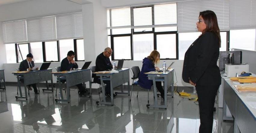 CNM: Resultados de Examen escrito para Juez Supremo (24 Setiembre) Consejo Nacional de la Magistratura - www.cnm.gob.pe