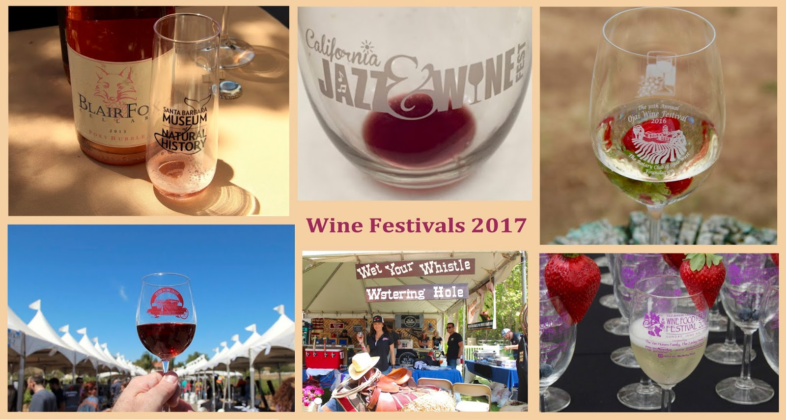 Taste N Trip California Wine Tasting Events 2017