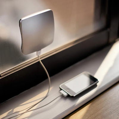 Top Solar Powered Gadgets and Gifts - Solar Window Recharger (20) 6