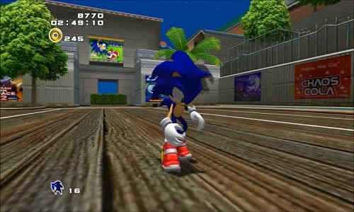 Sonic Adventure 2 Battle Game Free Download