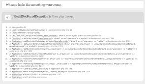 Laravel 5 x Dispaly Custom Error Page on Exception and Error