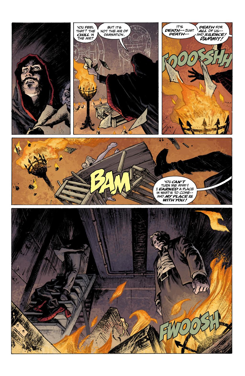 Read online Abe Sapien comic -  Issue #1 - 5