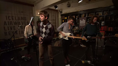 "Fontaines D.C. Rips Through Performing Their Stellar Tune ""Big"" Live In The KEXP Studios!"