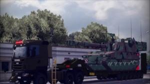 Scania Hema and Trailer Pack [Turkish Military]