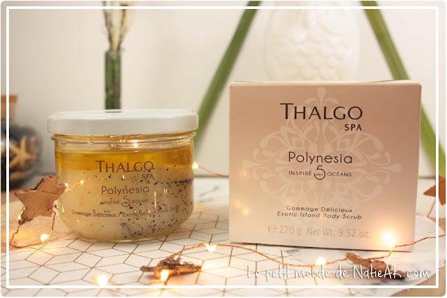 Gommage délicieux Polynésia Thalgo