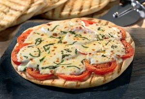 Four-Cheese Margherita Pizza