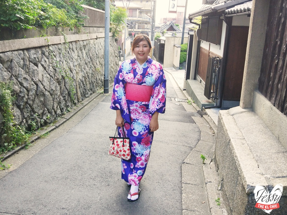 Renting A Kimono In Kyoto, Japan | Yumeyakata