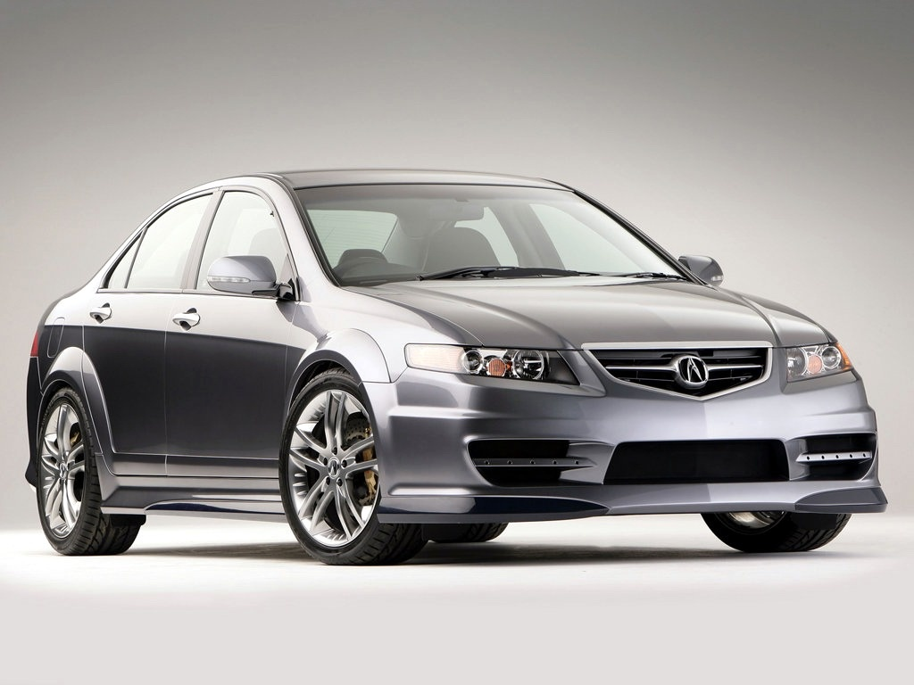 2005 Acura TSX A-Spec Concept Wallpapers