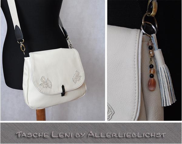 Ledertasche Leni by Allerlieblichst