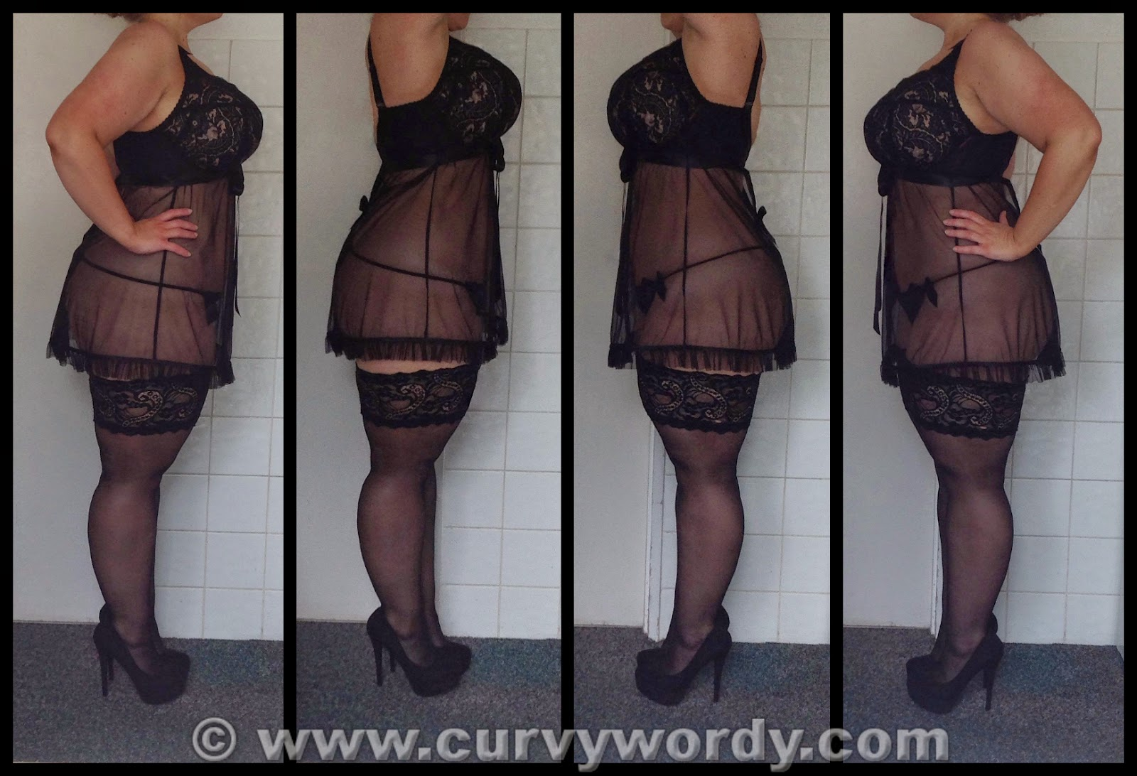 f8ac0b20db I absolutely love the Ewa Michalak Babydoll For You! and all I need now is  a special occasion to wear it. As a single girl those occasions are pretty  thin ...