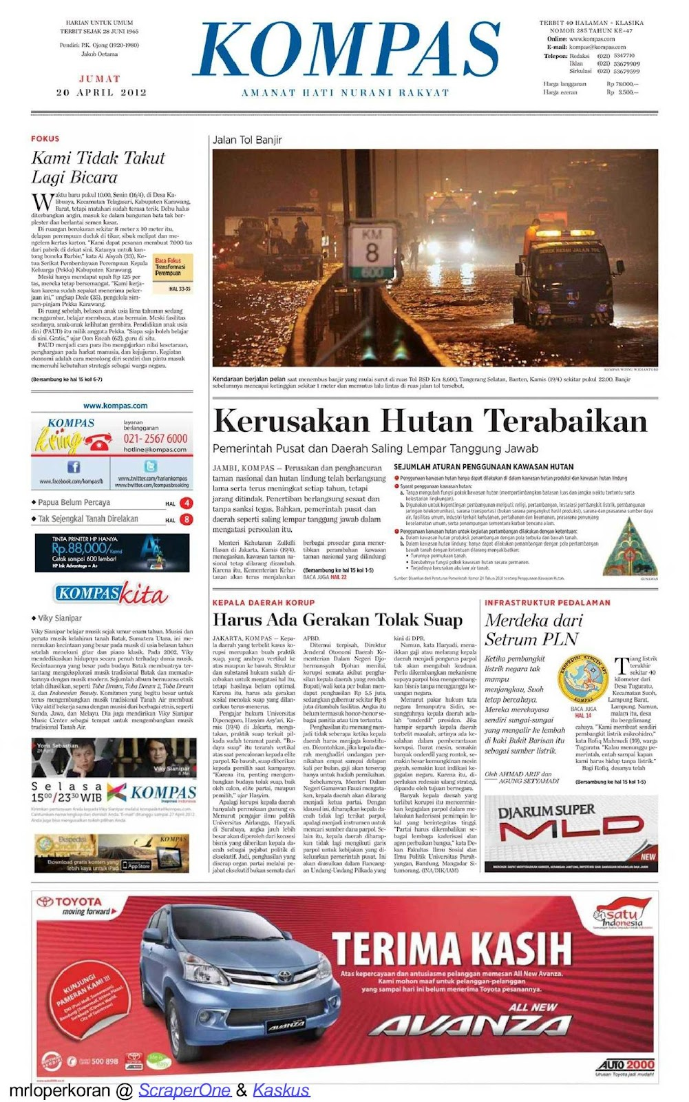 KORAN KOMPAS PDF DOWNLOAD