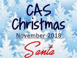 CAS Christmas - Santa