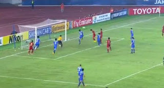 Hasil Indonesia vs Taiwan 3-1 Piala Asia U-19 (AFC Championship 2018)