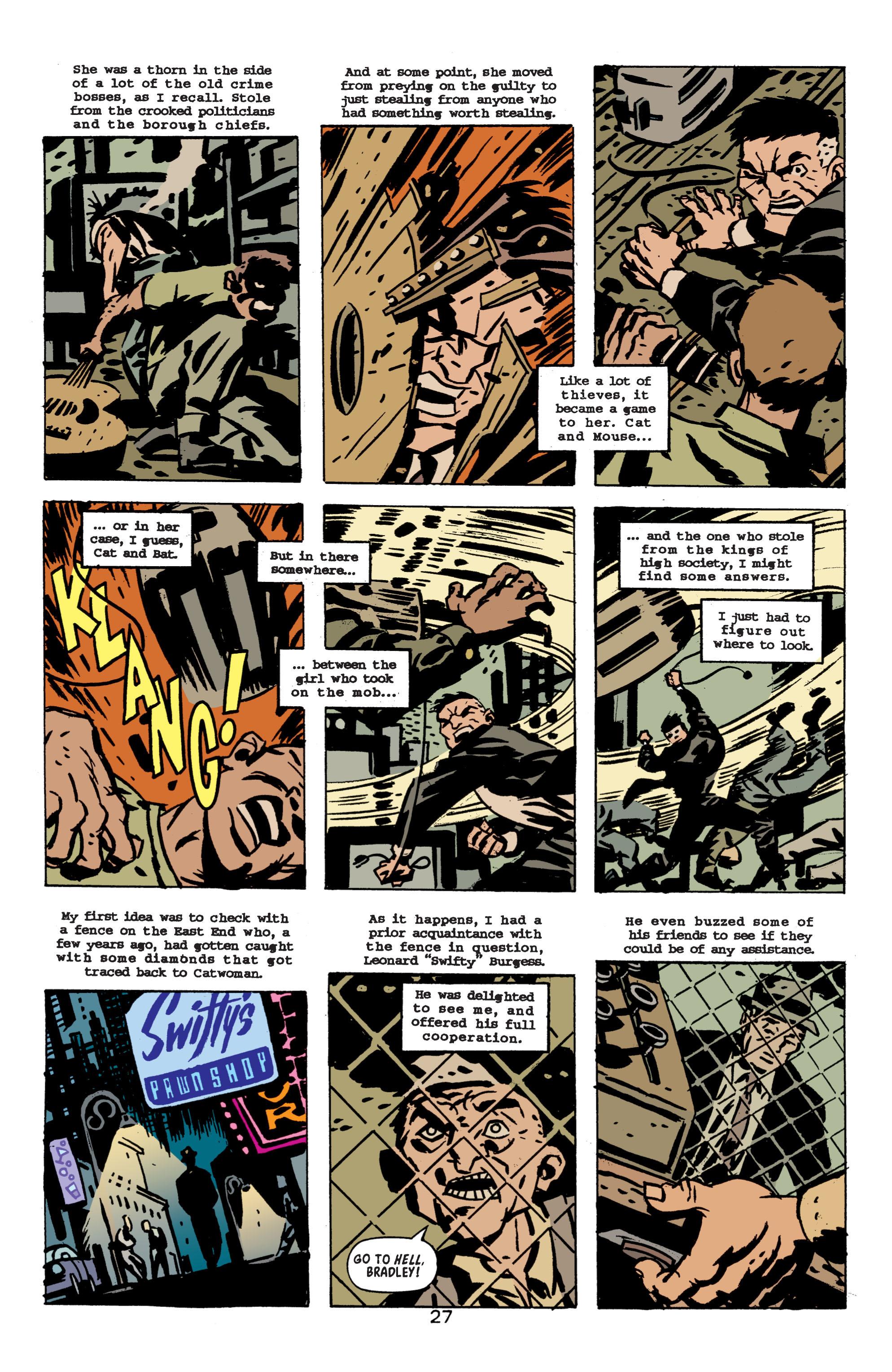 Detective Comics (1937) 759 Page 27