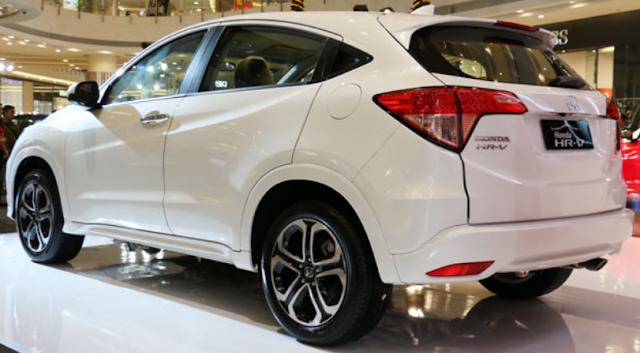 Mobil Honda HR-V Tulungagung