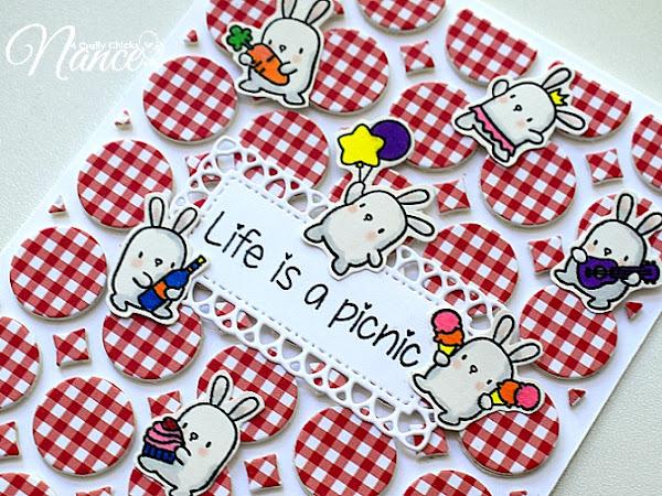 4CC #411 Life's a Picnic Twist