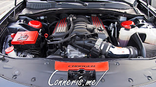 Dodge Charger RT Scat Pack Custom Engine Bay