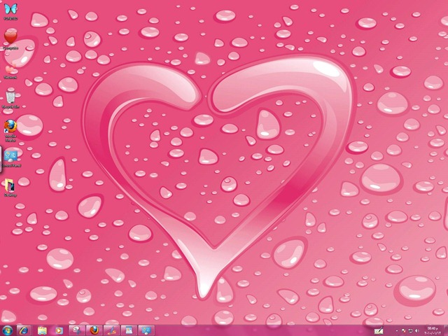 Wallpaper Collection Romantic Love Couple kissing ...